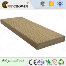 Good price wood plastic composite decks