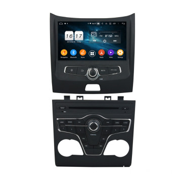 Reproductor de DVD gps para coche Android para Besturn B50