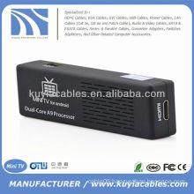 Dual-core Android 4.1 MK808 Mini PC TV Box