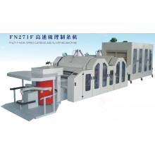 Hochprodukt Polyester und Acryl Faser Carding Machine (FN271F)