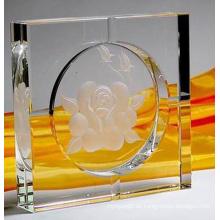 New Fashion China Kristallglas Aschenbecher (JD-YG-008)