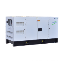 AC Three Phase 25kva 20kw Denyo Sounproof Diesel Generator Powered By FAWD Engine 4DW92-35D Made in China