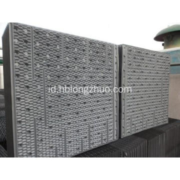 Square Cooling Tower 2.5FT Isi Film PVC