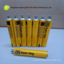 Aluminium de Tube de Super Glue