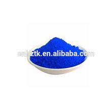 Metal-Complex Solvent tintura azul 70 para tintas, plásticos, impressão têxtil etc.