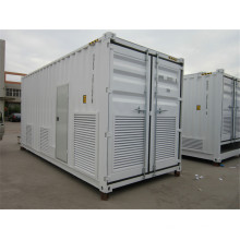 1250kVA Serie Containerized Silent Diesel Generator mit Perkins Motor