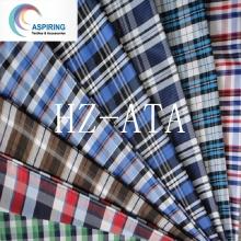 Ткань для окрашивания пряжи Tc 60/40 для одежды из моды