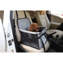 High Quality Breathable Mesh Travel Waterproof Pet Car Seat Carrier