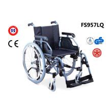 Chaise roulante en acier Fs957lq