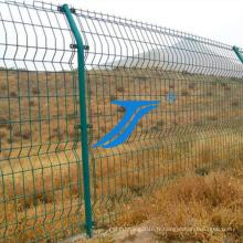Clôture de sécurité, clôture de prison, clôture de prison