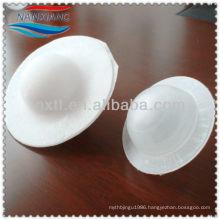 Plastic Covering balls with edge( PE, PP, PVC, CPVC, PVDF )