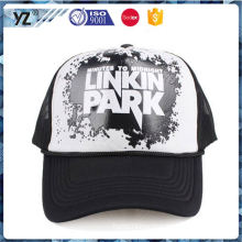 Hot selling fine quality unique trucker hats 2016