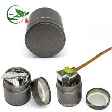 Custom Logo 30g Matcha Tea Tin Can , Airtight Matcha Tea Canister