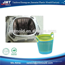 fabricante de mou de cesta de inyección de plástico