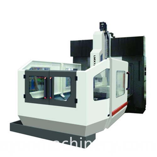 Precision Milling Machine