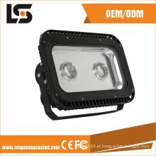 IP66 exterior 20W morre alojamento da luz de inundação do diodo emissor de luz do alumínio de molde