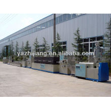 PP strapping band making machine of high quality and full automation
