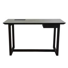 Отель твердой древесины письменный стол с розеткой (СП-GT425)