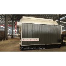 Caldeira de biomassa a vapor a lenha para usina de pelotização