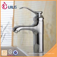 China Sanitärkeramik Einhebel Waschbecken Wasserhahn