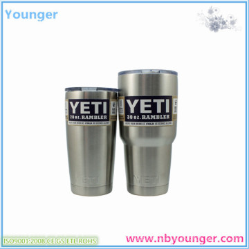 Hot Sale 18/8 Drinking Straws for Rtic 30 Oz Tumbler Ramblers Cups