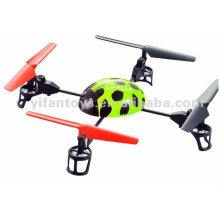 Wl juega v929 2.4G 4ch flyer grande del helicóptero del patio de 3D (4 ufo de la lámina)