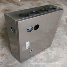 Industrial Equippment Shield Alumium Sheet Metal Junction Box