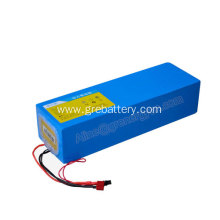 48V Li Ion 1000W Electric Bike Battery