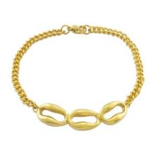 Fashion Large Gold Women Jewelry Bangle