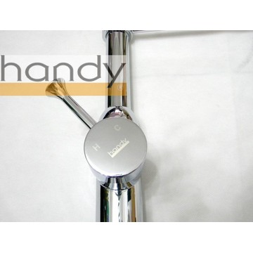 Spout Spray Lever Brass Chrome Kitchen mixer