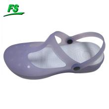 sabots eva nude pour femme, chaussures de jardin eva, sabots de jardin eva