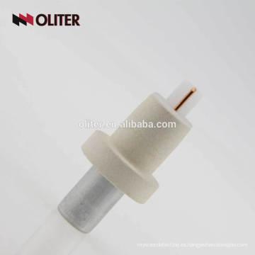 Termopar desechable de termopar de alta precisión desechable de inmersión desechable de Oliter con tubo de termopar