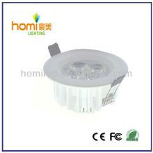quality ceiling light white print aluminum