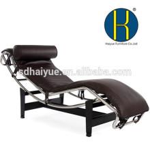 Le Corbusier furniture replica Corbusier LC4 chaise lounge chair