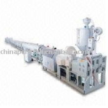 Nylon and TPU Pipe Extrusion Line
