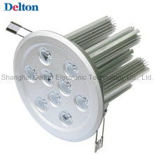 9W rodada personalizado Dimmable LED luz de teto (DT-TH-9A)