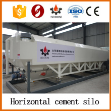 35 tons horizontal cement silo,40HQ container horizontal cement silo