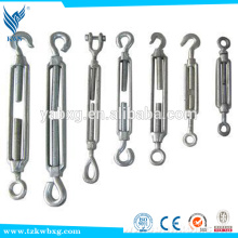 ASTM stainless steel turnbuckle wire rope