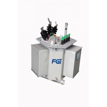 3D Core Oil Free Transformers