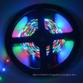 5M waterproof 4.8w/m 3528 60 leds RGB 12V flexible led strip light