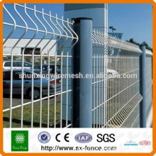 China supplier pvc coated curved fence panel(Shunxing factory)