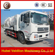 Professional Supply Vacuum Fecal Suction Truck/ Sewage Suction Truck with 12000L Tank