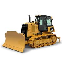 Escavadora nova da condição do CAT D6K para a jarda mineral