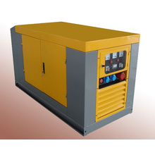 125kva silent diesel generator with ats