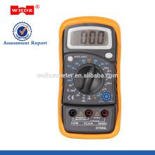 Multímetro Digital DT850L / DT830L com Luz de Fundo