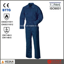 Safety Wear Men Flame Resistant Coverall Fr Coverall