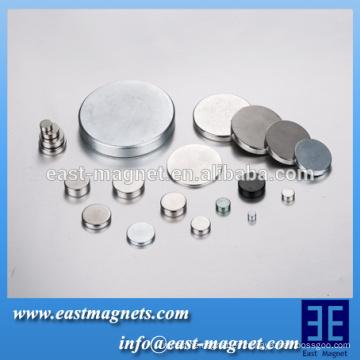 Imanes de disco pequeños de 10 mm x 1 mm