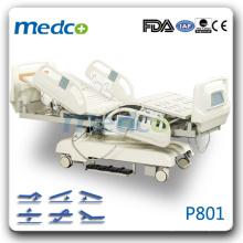 P801 Chambre d'hôpital d'urgence lit électrique