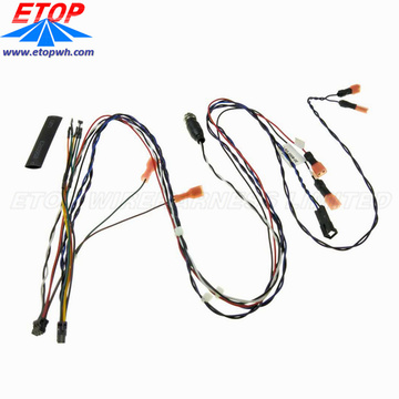 custom S1101EUA sensor wiring assemblies for little robots