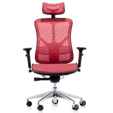 High-Tech Office Chair Ergonomic Office Seating Executive Mesh Chair With Sliding Seat For Office Elite